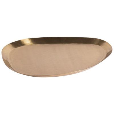 Decoplateau 29x22cm goud