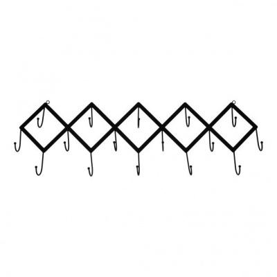 Metal Coat Rack 10-138x29