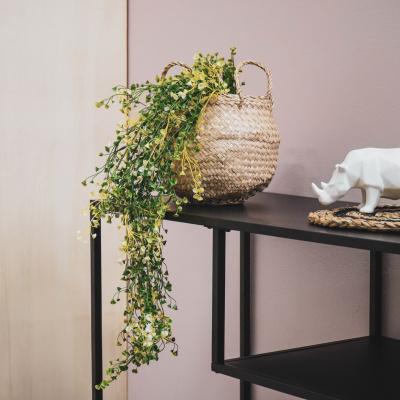 Kunstplant - Hangplant - 10x22x80cm