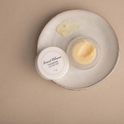 Mandarijn Lip Butter