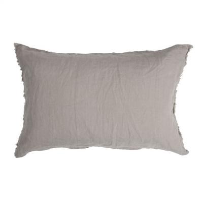 Sierkussen Casual Linen Grijs - 40x60 cm