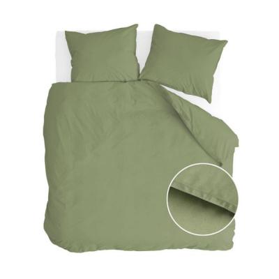 Dekbedovertrek Soft Structure Groen - 240x220 cm