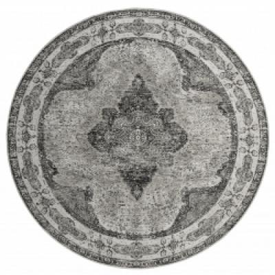 VENUS geweven tapijt stoffige grijs