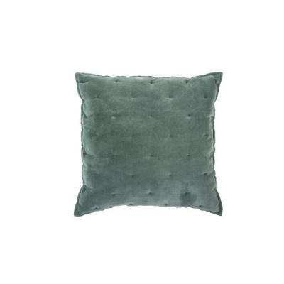 Sierkussen Velvet Touch Groen - 50x50 cm