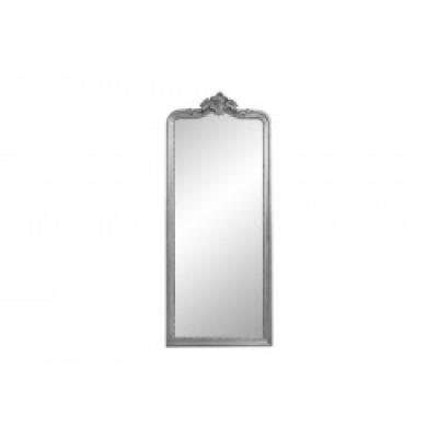 Tiki Wand Spiegel, Zilver