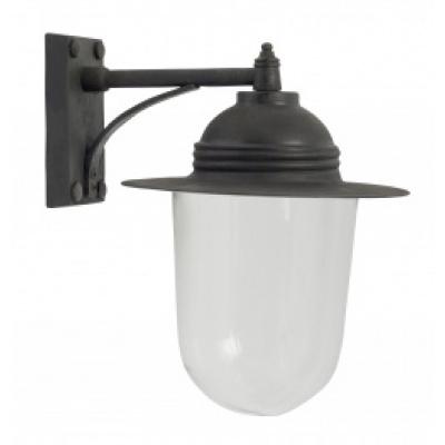 Buitenlamp Voor Wand, Zwarte Afwerking