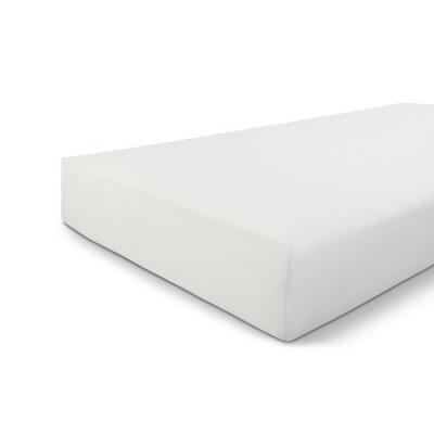 Hoeslaken Jersey Stretch Wit - 160x220 cm