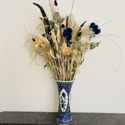 Delfts Blauwe Vaas - By Boch Vintage