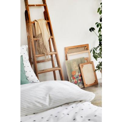 Bettdecke Deckel ungerade Zwillinge weiß - 135x200 cm