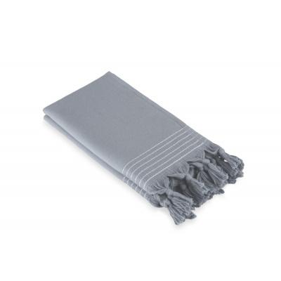 Gastendoek Soft Cotton Hamam Blauw (set 2 stuks) - 30x50 cm