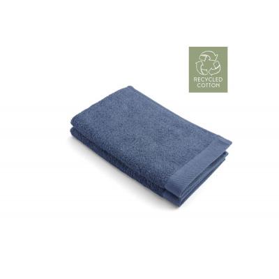 Guest Dusche Remade Baumwollblau (2 Stück) - 30x50 cm