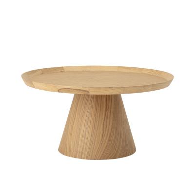 Luana koffietafel natuur eik
