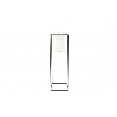 Standing Vase Standard Black 53cm