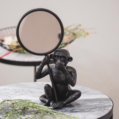 Appen Mirror-Black-15.5x10.5x25cm