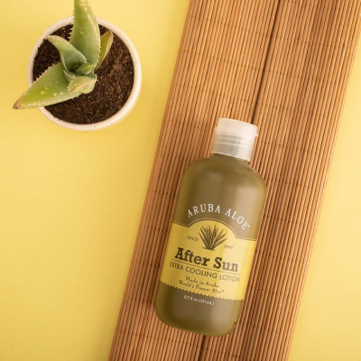 After Sun Extra Cooling Lotion