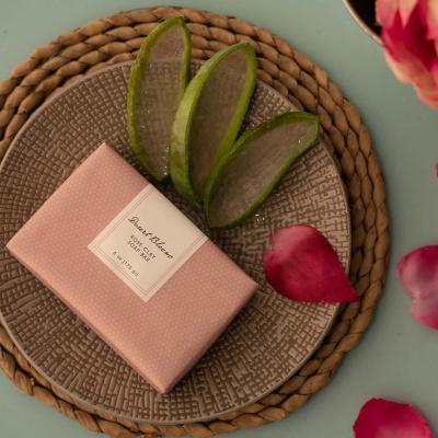 Roze Klei Zeep