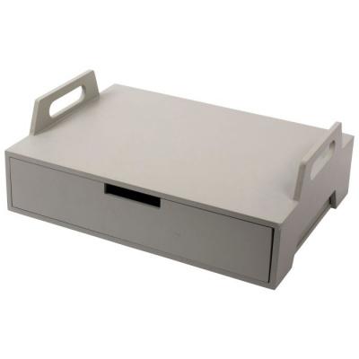 Laptoptafel hout 41x30x14.5cm