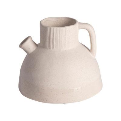 Vaas met handvat ø14.4x13.6cm