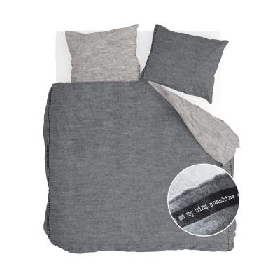 Bettbezug Casual Beauty grau - 240x220 cm