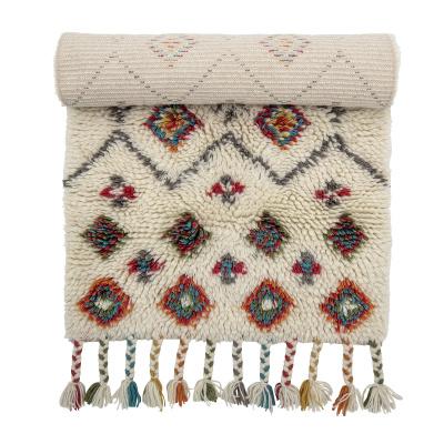 Ibne tapijt natuurwol