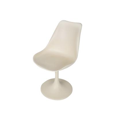 Stuhl Polyester Licht Elfenbein