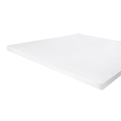 Hoeslaken Jersey Stretch Topper Wit - 80x200/210 cm