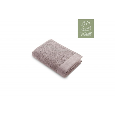 Bad Tuch Remade Baumwollpulver Rosa - 50x100 cm