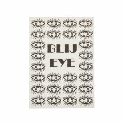 Ansichtkaart Blij Eye-A6