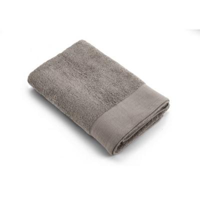 Badlaken Soft Cotton Taupe - 70x140 cm