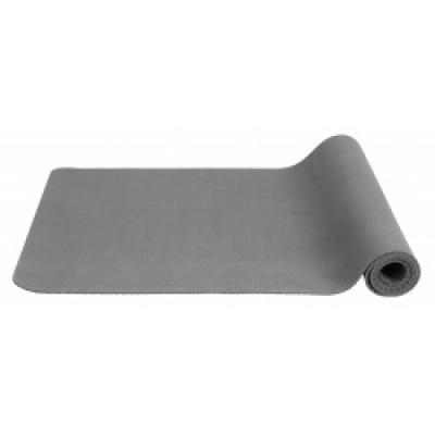 Yoga Mat, Koel Grijs