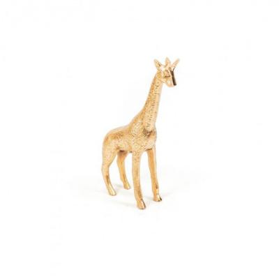 Giraf - Goud - 22x6,5x31cm