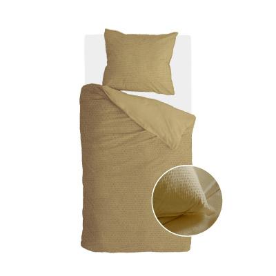 Bettbezug basisch & zäher Honig Senf - 140x220 cm