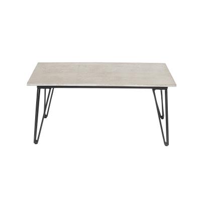 Mundo koffietafel grijs beton