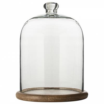 Glazen stolp ø154x21cm