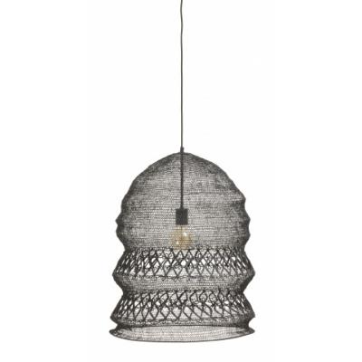 Opknoping Lamp In Zwarte Draad / Thread