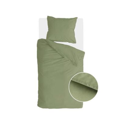 Dekbedovertrek Soft Structure Groen - 140x220 cm