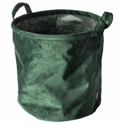 Aufbewahrungstasche Ø30x30cm grün