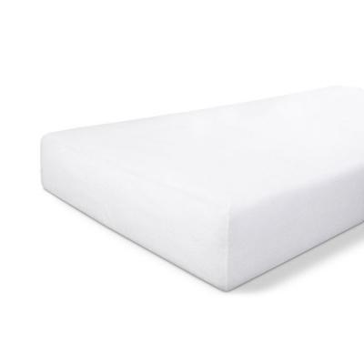 Molton Cotton Cover Wit - 160x220 cm
