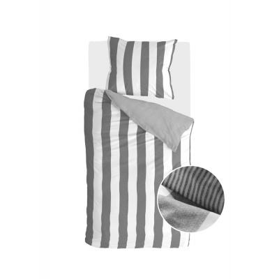 Bettbezüge der Bettdecke Everline Anthrazit - 140x220 cm