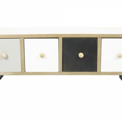 Thee cabinet 8 vaks 345x125x14cm