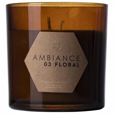 Duftende Kerze Soja-Blumen