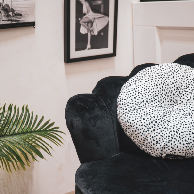 Cheeta Kissen Ø 35 cm