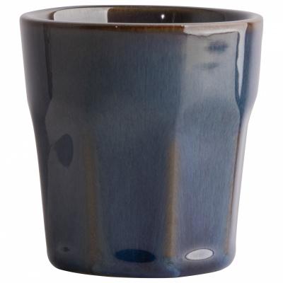 Espressokopje 100ml blauw - Chantilly