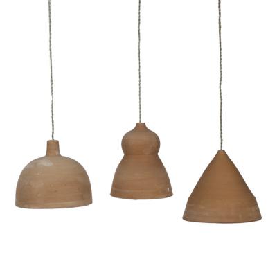 Lampe Minimal Maroc Terra Dreieck