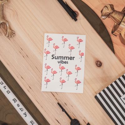 Kaart Summer Vibes -A6