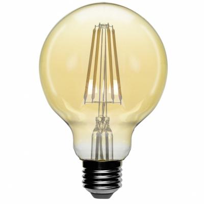 Vintage LED-Lampe Ø8x12cm