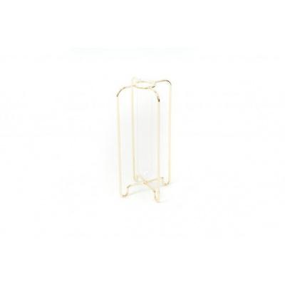 Goud Metalen Vaasje - 11x21cm