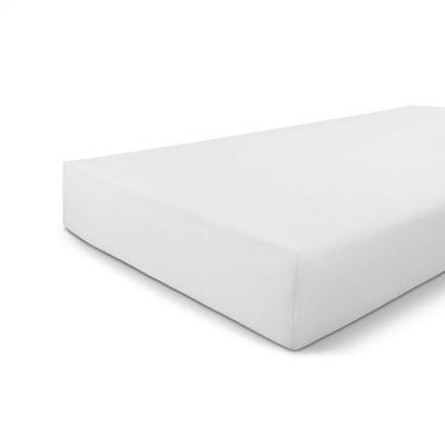 Hoeslaken Jersey Stretch Wit - 180x220 cm