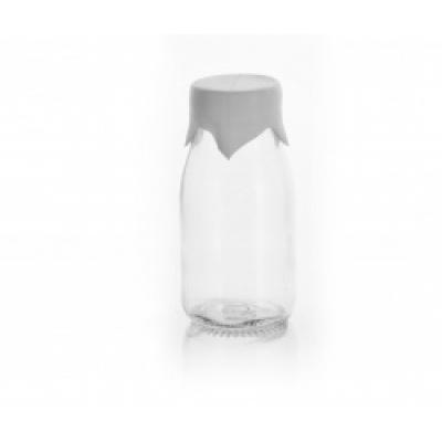 Milk Fles, Helder Glas