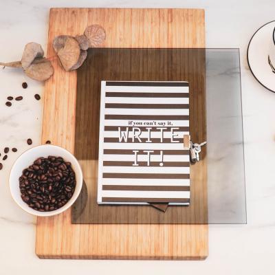 Dagboekje met slot - Write it! - A5
